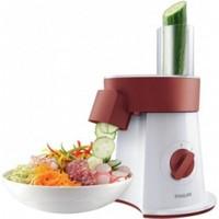 Philips Viva Collection HR1388/50 200 W Salata Ustası Doğrayıcı / Rondo