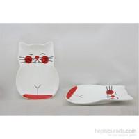 Cats By Luyano Servis Tabağı Dişi