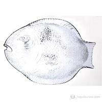 Paşabahçe Balık Servis Tabağı Büyük Tekli