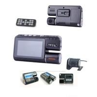 Angel Eye Ks523 Hd Hareket Sensörlü Çift Kameralı Araç Kamerası