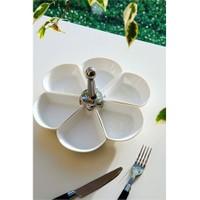 Mezzo Döner Kahvaltılık Beyaz HJ3431-JB7-P