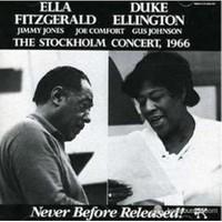 Ella Fitzgerald And Duke Ellington - Stockholm Concert 1966