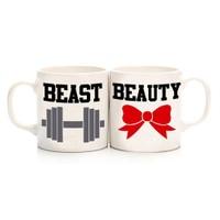 Köstebek Beast & Beauty Sevgili Kupa
