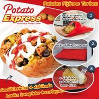 Patates Pişirme Torbası Potato Express