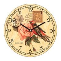 Clockmaker By Cadran 30X30 Mdf Duvar Saati Cmm106