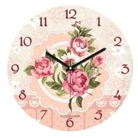 Clockmaker By Cadran 30X30 Mdf Duvar Saati Cmm107
