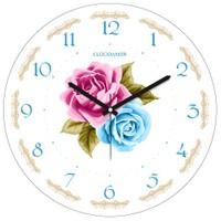 Clockmaker By Cadran 30X30 Mdf Duvar Saati Cmm123
