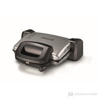 Korkmaz A 312-01 Kompakto Small Tost Makinesi Gri