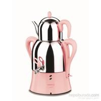 Korkmaz A 341-11 Çaykolik Çay Makinesi Pembe