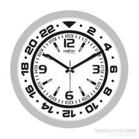 Cadran 200-16 Platinum Duvar Saati White Sport