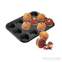 Fackelmann 12'li Muffin Kek Kalıbı