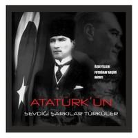 Atatürk'ün Sevdiği Şarkılar Türküler (CD + Kitap)