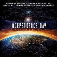 Thomas Wander, Harald Kloser - Independence Day: Resurgence (Original Motion Picture Soundtrack)