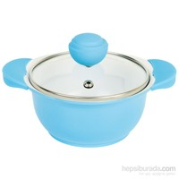 T-Design Mini Kaserol Mavi
