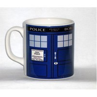 Köstebek Doctor Who - Tardis Kupa