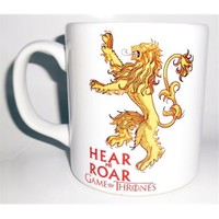 Köstebek Game Of Thrones - Lannester - Hear Me Roar Kupa