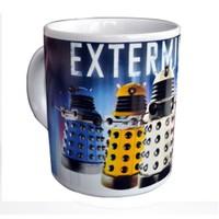 Köstebek Doctor Who - Dalek Exterminate Kupa