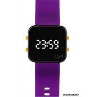 Upwatch Gblack&Purple Kol Saati