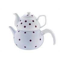Laviva Punto Çaydanlık - Mürdüm