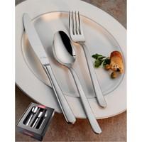 Aryıldız Kristal Mat 18 Parça Yemek Takımı