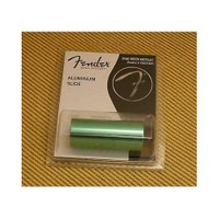 Fender Aluminum Slide Green Metallic Fassgm