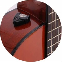 İmecemuzik Gitar Pena Şarjörü Pickholder Xphbk