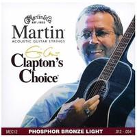 Martin Mec12 Claptons Choice 12-54 Phosphor Bronze