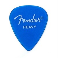 Fender California Clear Picks (Heavy)-Lake Placi