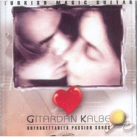 Gitardan Kalbe (sevda Şarkıları Enstrumental) (cd)