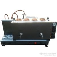 Osmanlı 4 Demlikli Elektrostatik Full Otomatik Çay Kazanı