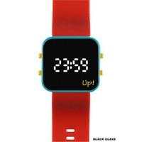 Upwatch Gturquoise&Red Kol Saati