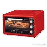 Cvs Dn-3905 Kare Fırın- Kırmızı