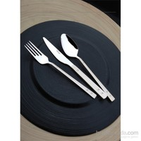 Yetkin Pırlanta 12 Adet Yemek Çatalı - Saten