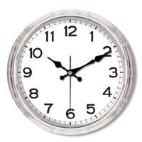 Clocktime By Cadran Metalize Duvar Saati Ct117