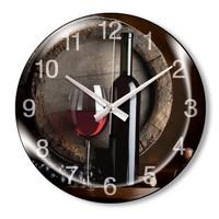 Clocktime By Cadran Dekoratif Bombeli Cam Duvar Saati Ct67