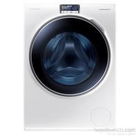 Samsung Crystal Blue WW10H9610EW/AH A+++ 10 Kg 1600 Devir Ecobubble Çamaşır Makinesi