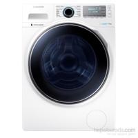 Samsung Crystal Blue WW90H7410EW/AH A+++ 9 Kg 1400 Devir Ecobubble Çamaşır Makinesi