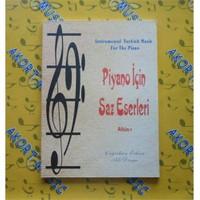 Piyano İçin Saz Eserleri Albüm 1 - Bmy-060