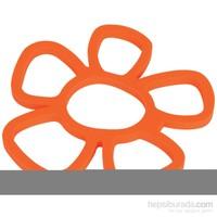 T-Design Silikon Papatya Nihale Oranj