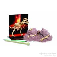 4M T-Rex Dinozor Kazı Seti