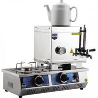 15 Model Tek Demlikli Tüplü Çay Kazanı 13 Lt Çay Otomatı