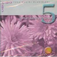 Zaman Sanki Bir Rüzgar 5 (cd)