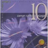 Zaman Sanki Bir Rüzgar 10 (cd)
