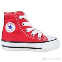 Converse 7J232 Chuck-Taylor-As-Core Red HI Çocuk Spor Ayakkabı