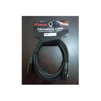 Mikrofon Kablosu 3 Metre Siyah Uç Mp-470-3M