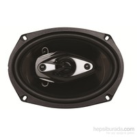 Roadstar Rdh-696 RS 600 Watt Oval Hoparlör