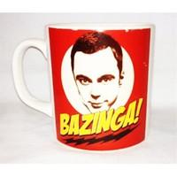 Köstebek The Big Bang Theory - Bazinga Kupa