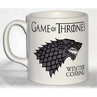 Köstebek Game Of Thrones Winter İs Coming Kupa