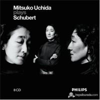 Mitsuko Uchida - Plays Schubert (8 Cd)