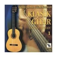 Klasik Gitar Öğreniyorum Vcd-1 Vcd-023